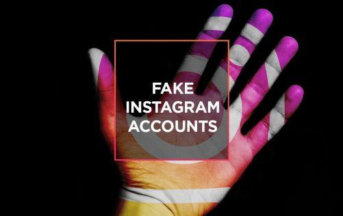 Fake-Instagram-accounts