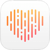 Heart study app icon