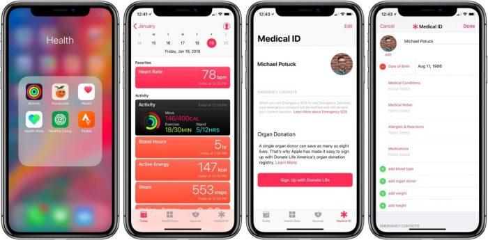 La Più Importante App di e-Health: App Salute
