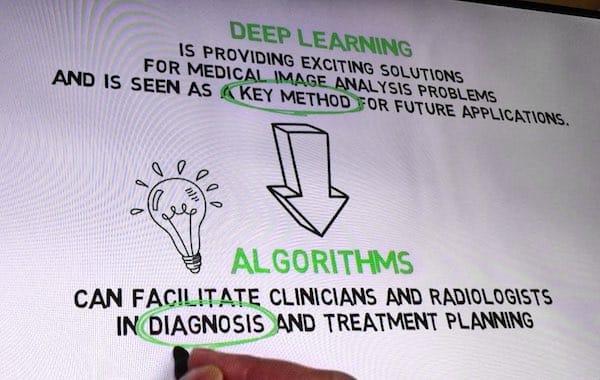 Wired Health Innovazione per la Vita: Deep Learning