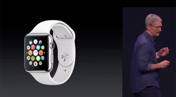 Apple Watch keynote 2014