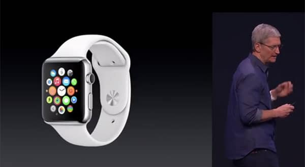 Apple Watch keynote 2014