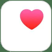 Icona dell'App Salute sull'iPhone
