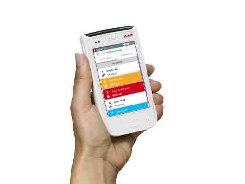 Digistat Smart Central Mobile
