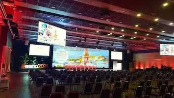 EENA 2021 Conference Room
