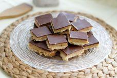 Receta - Caramel Shortbread