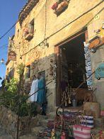 Calles adoquinadas de la Vila Vella de Tossa de Mar