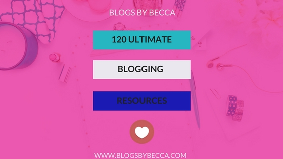 102 Ultimate Blogging Resources to Rock Your Blog.