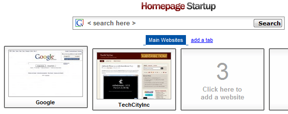 homepagestartup