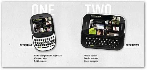 Both MS Kin phones
