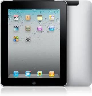 Apple iPad Announced in India