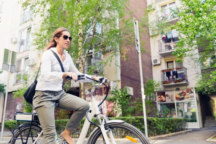 e-bike woon-werkverkeer