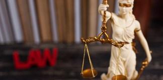 beeld van gerechtigheid