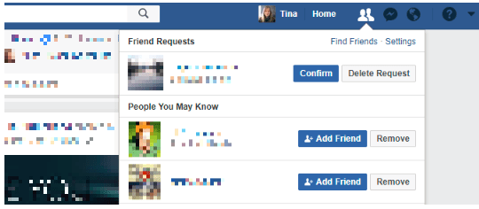 Facebook friend request pending 2020 – How To Access Facebook friend request sent