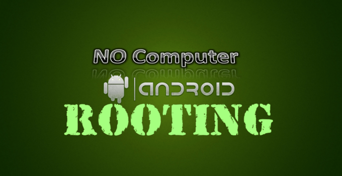 Root Android Without Computer PC 2016