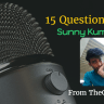 15 Questions With Young Talented Sunny From TheGuideX