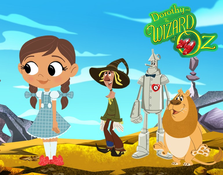 Dorothy & the Wizard