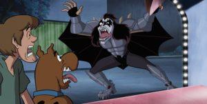 Stressed Scooby-Doo
