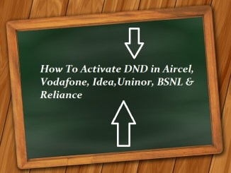 Activate dnd