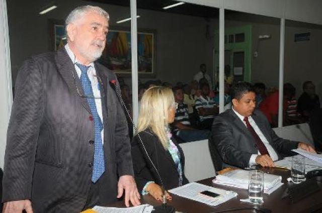 Vereador Sebastião Albuquerque pede respeito aos pedestres