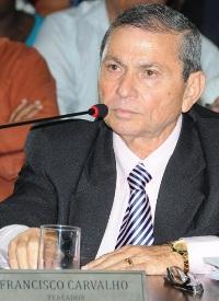 Chico Carvalho solicita reabertura de posto de saúde em Andiroba de Baixo