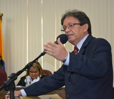 Gutemberg falou sobre os riscos da microcefalia e as dificuldades no enfrentamento do zica vírus