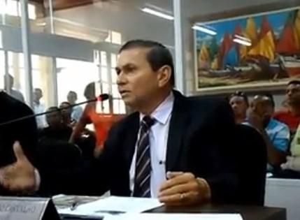 Chico Carvalho é um dos grandes políticos do estado,segundo Edivaldo Holanda