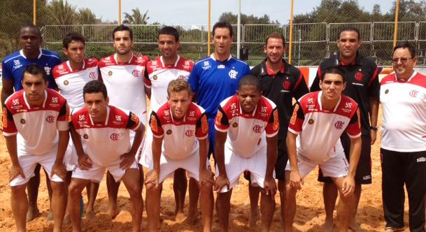 68f153019b O Flamengo é o campeão da Taça São Luís de Beach-Soccer encerrada na manhã  de hoje