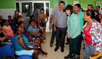 Foto 3 governo itinerante em pedro do rosario foto Handson Chagas