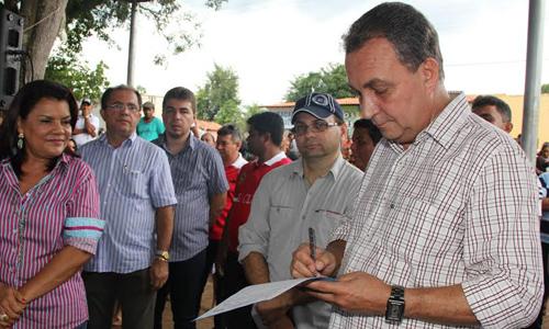 Luis Fernando em Gov Luiz Rocha