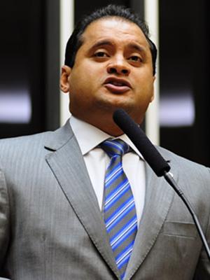 Deputado federal Weverton Rocha (PDT)