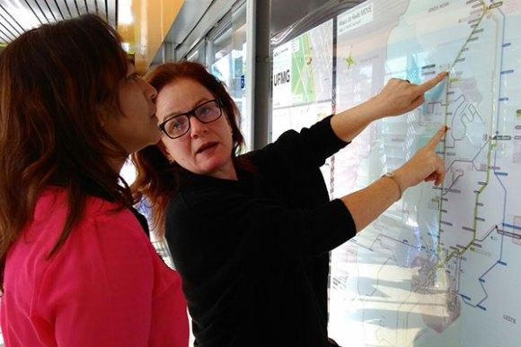Eliziane Gama em Belo Horizonte para conhecer o modelo de gestão do prefeito Márcio Lacerda