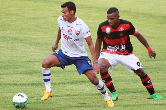 Moto enfrenta o Tocantinópolis, neste domingo, às 16h, no Estádio Castelão