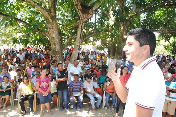 Beto Pixuta reúne milhares em Matinha e ratifica grande força política