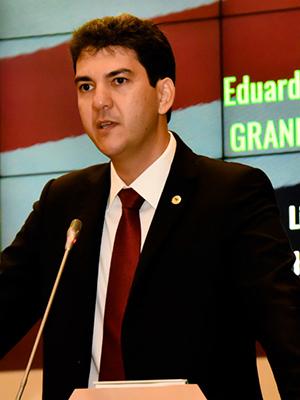 Deputado estadual Eduardo Braide (PMN)
