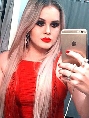 Prefeita ficou con hecida nas redes sociais