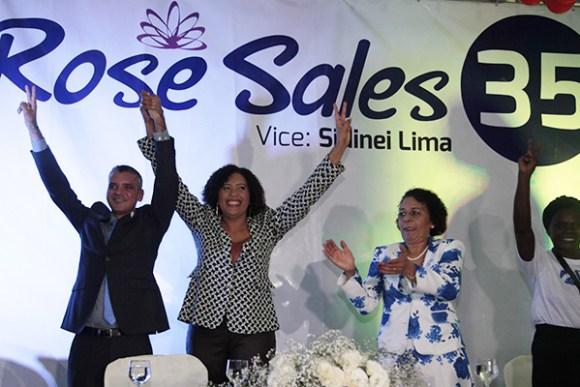 Vereadora Rose Sales será candidata a prefeita de São Luís pelo Partido da Mulher Brasileira