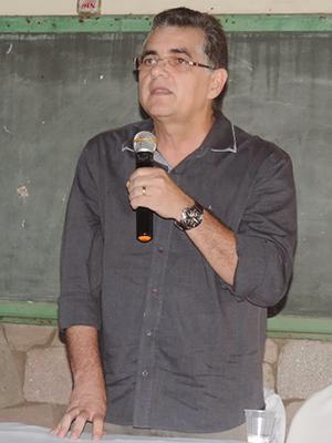 Tanclêdo Lima Araújo, prefeito de Paulo Ramos