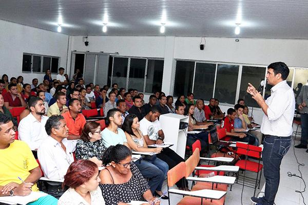 Wellington destaca realização de Workshop de Gestão e Estratégia Eleitoral para Progressistas em São Luís