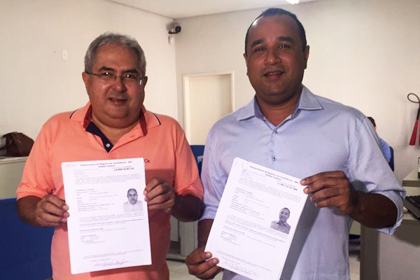 Deputado Roberto Costa é candidato a prefeito de Bacabal e terá Dr. Júnior como vice