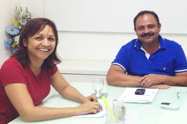 Em nota de esclarecimento, Eliziane Gama nega ter o apoio de Waldir Maranhão (PP)