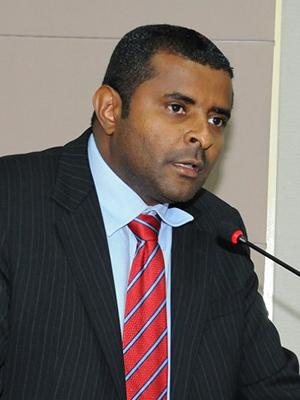 Candidato Fábio Câmara (PMDB)