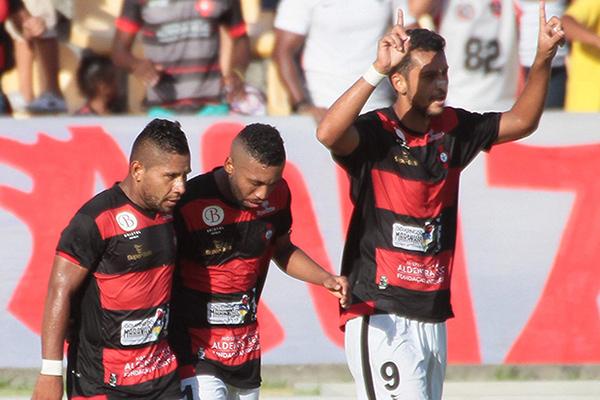 Moto Club bate a Juazeirense por 3 a 1, no Estádio Castelão, pelo Brasileirão Série D