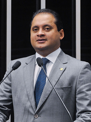 Deputado federal Weverton Rocha (PDT)