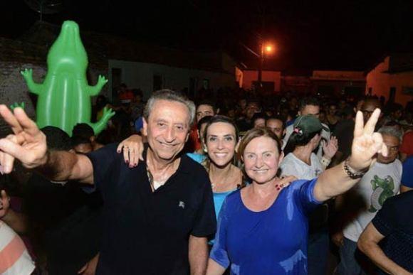 Deputada Andrea Murad relata que Coroatá quer Teresa de novo na Prefeitura