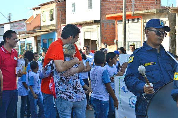 Eduardo Braide participa de Desfile da Independência na Cidade Olímpica