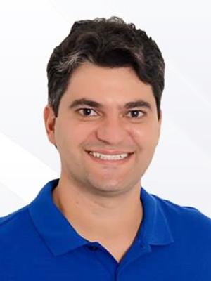 Candidato a prefeito Francisco Nagib (PDT)