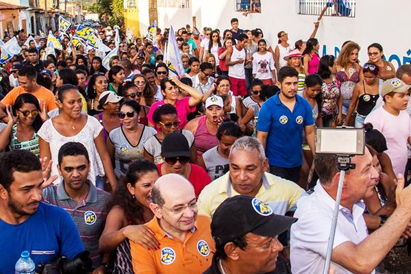 Candidato Luis Fernando defende o resgate do orgulho de ser ribamarense