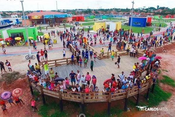 Parque Ambiental do Pericumã ganha novo nome em Pineiro
