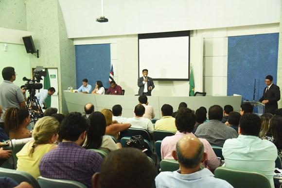 Em reunião com médicos, Wellington 11 consolida compromissos com a saúde de São Luís